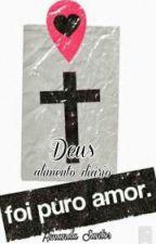 Deus Alimento Diário by Amandinha_Santos20