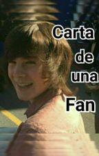 Carta De Una Fan «Chandler Riggs» by little_girld