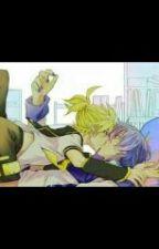♥ KAITO X LEN YAOI ♥ by megurine-chan
