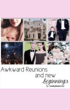 Awkward Reunions and New Beginnings - Dramione OneShot by toomanyfandomsotps