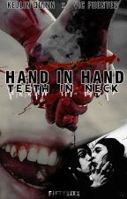 Hand In Hand: Teeth In Neck by fiftysixx