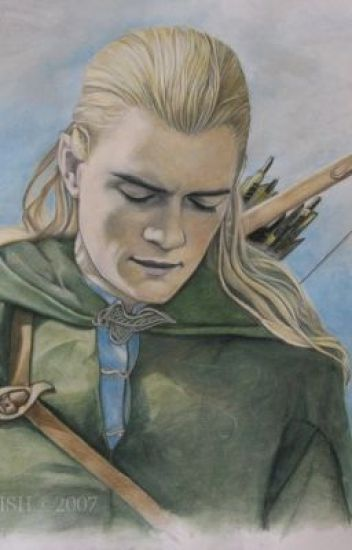 A lady's Duty(Lothlorien Princess Trilogy 1) LOTR/Legolas (Wattys2014)