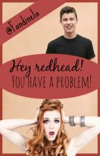 Hey, redhead! You have a problem! by Fandilene