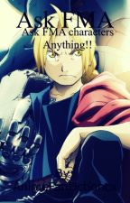 Ask FMA by Juliebean_