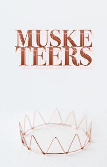 musketeers ➳ marauders era