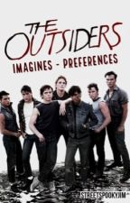 The Outsiders Imagines by streetspookyjim