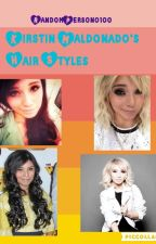 Kirstin Maldonado's Hair Styles by RandomPerson0100
