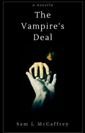 The Vampire's Deal by sammythehero