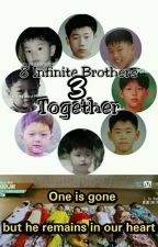 8 Infinite Brothers Together 3 by kris6987