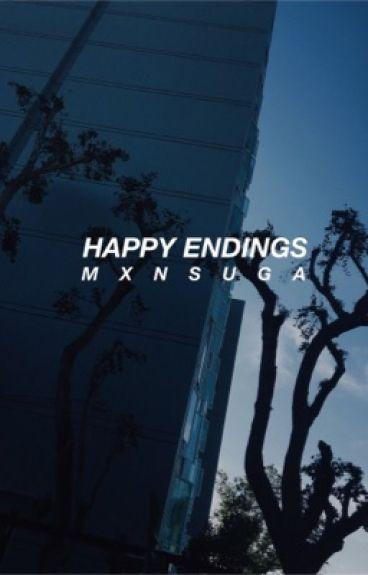 happy endings {yoonmin}