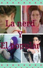 La Nerd y El Popular by jenifer_nohemi