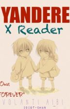 Yandere Twins X Female! Reader (Possibly Discontinued) by AreumNari