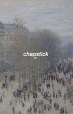 chapstick → taekook by wndergrls