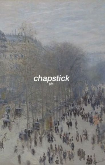 chapstick → taekook