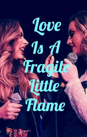 Love is a Fragile Little Flame (Jerrie Thirlwards Fanfiction