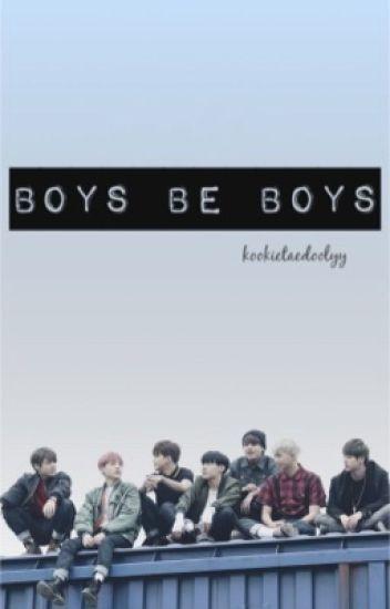 Boys be boys • BTSx17