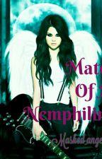 Mate Of A Nemphilim (Stuck Novel Series Book 1) by masked_angel19