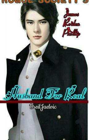 HUSBAND FOR REAL by BreilJaelvic by TagalogRomanceEtc