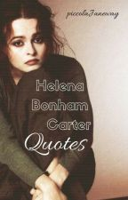 Helena Bonham Carter Quotes by piccolaJaneway