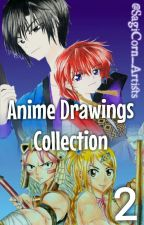 Anime Drawings Collection 2 by SagiCorn_Artists