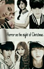 Horror on the night of Christmas by NoraElmasry