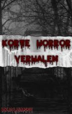 Korte Horror Verhalen by _phansspace_