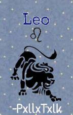 Leo ♌ by fl0wxr
