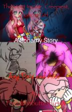 The Girl with a Soul of Insanity (A Sonamy Story) by Freedthebutterfly401