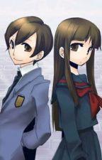 Haruhi's Twin Sister Ohshc by jadie927680