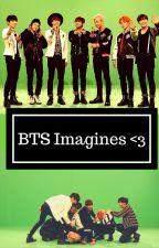 BTS IMAGINES by suntaetae
