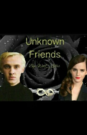 Unknown Friends #Wattys2016