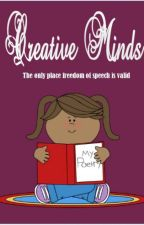 Creative Minds by inklovespaper