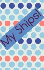 My Ships by Krisha_roxx