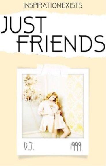 Just Friends •Liam Dunbar• {book 2}