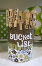 Bucket List by ValeriaOjeda