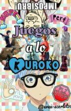 Juegos a lo Kuroko by erza-scarlet10
