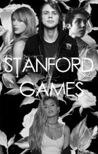 STANFORD GAMES by Mademoiselle_Ball