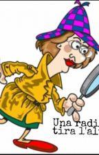 Una radio tira l'altra by Lasignoraingiallo