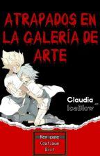 Atrapados en la galería de arte (Inazuma Eleven) (Goenji x Fubuki) by Daichi98