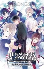 【DIABOLIK✘LOVERS】 by A_non_ymous_