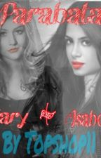 Parabatai - Izzy and Clary by topshop11