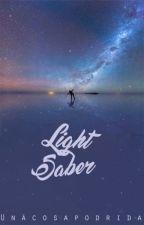LightSaber ➳ Chanbaek. by UnaCosaPodrida