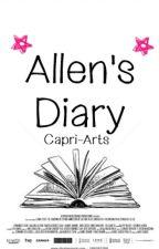 Allen's diary (Yullen) by Zombie-Lou