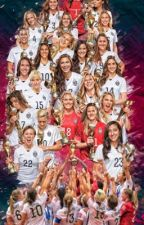 USWNT One Shots by crs_uswnt