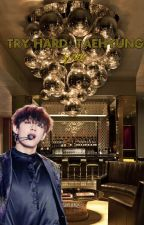 Try Hard | taehyung by CompleteDarkness