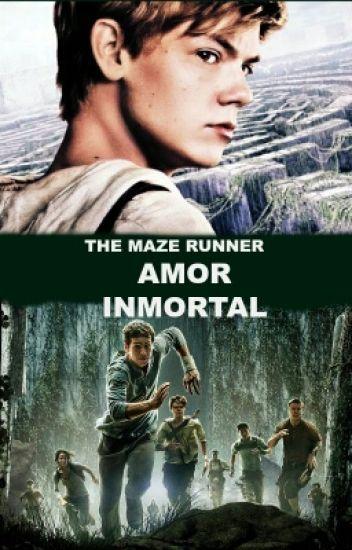 Newt y tú: Amor Inmortal(Maze Runner)