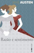 Razão e sensibilidade- Jane Austen by leh_almeida5