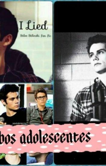 Lobos Adolecentes ( Stiles Y Tu) Dylan O'brien
