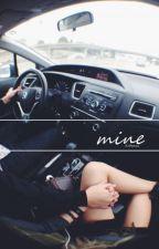 mine || payne by hiloveuu