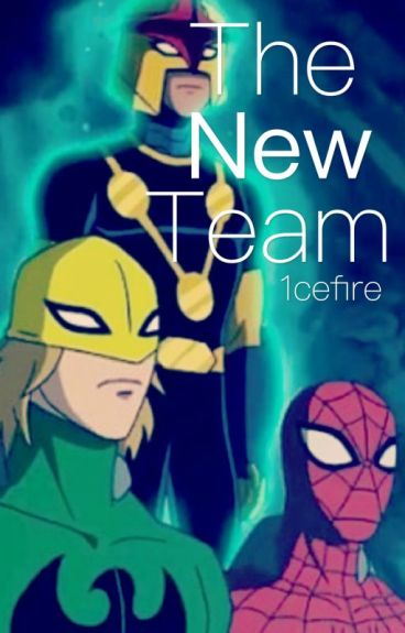 The new team: ultimate spiderman fanfic